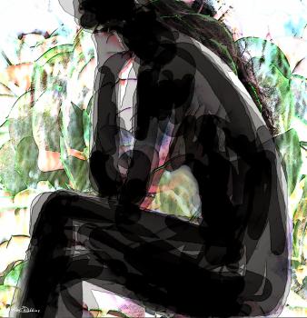 Nude in Black