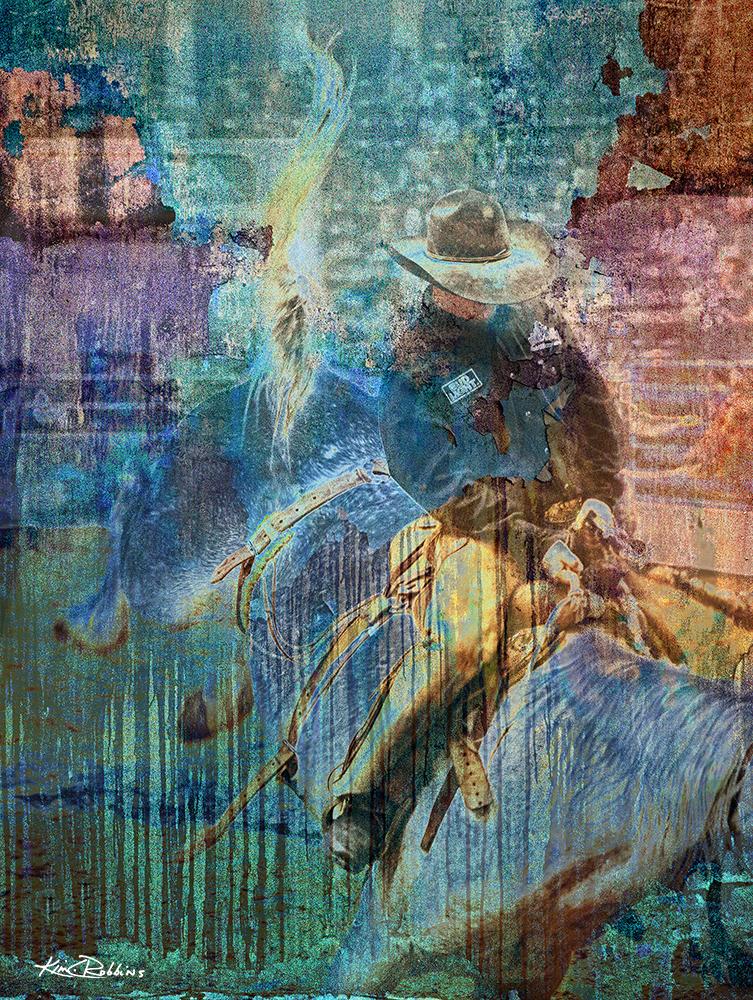 Buckin Horse #1