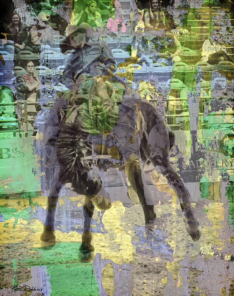 Buckin Horse #3