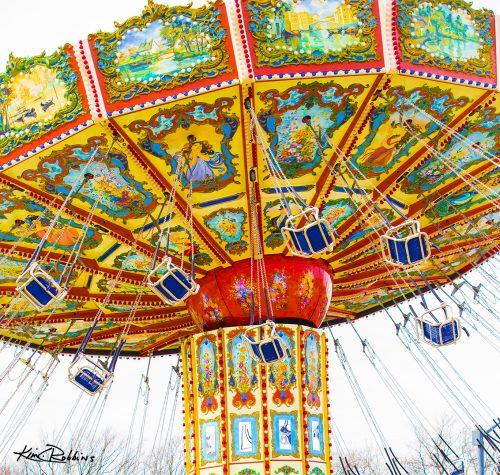Flying Carousel #2
